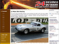 Slot Racing, 24 heures du Mans et circuit Scalextric
